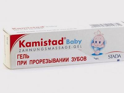 Советы по использованию Камистад геля: состав и дозировка, инструкция по применению, побочные эффекты