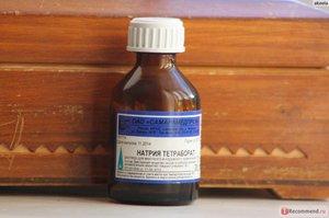 Борная кислота в глицерине