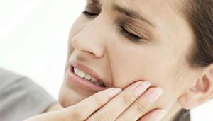 Зубная боль-причины