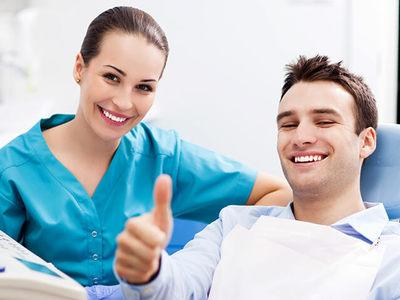 Стоматология - Мостовидный протез