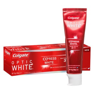Colgate Optic White описание