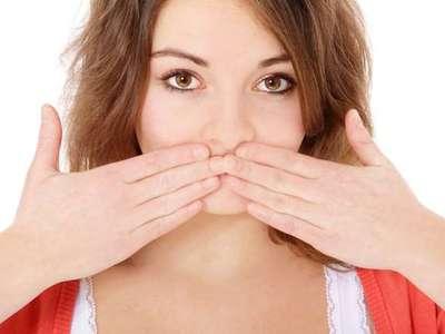 Привкус крови во рту и причины крови изо рта