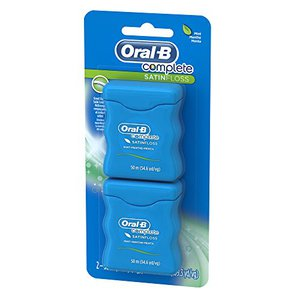 Зубная нить Oral-B Complete Satin