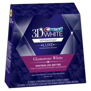 Crest three D White Whitestrips