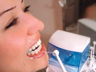 Ирригатор для зубов что это такое