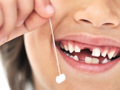 Все ли зубы меняются у детей